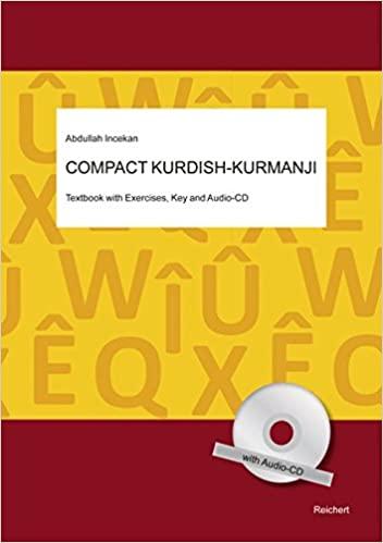 Compact Kurdish - Kurmanji Textbook with Exercises