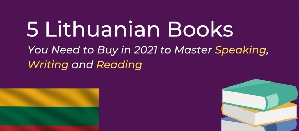 best books to learn lithuanian